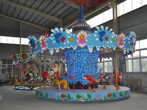 Ocean Themed Carousel