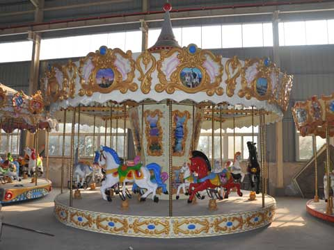 New Carousel Rides from Beston