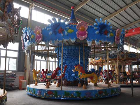 BNOC-A Kiddie Ocean Carousel for Sale