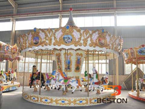 Park Carousel for Sale