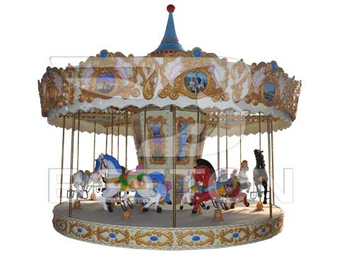 Kiddie 16 Seat Carousel Rides