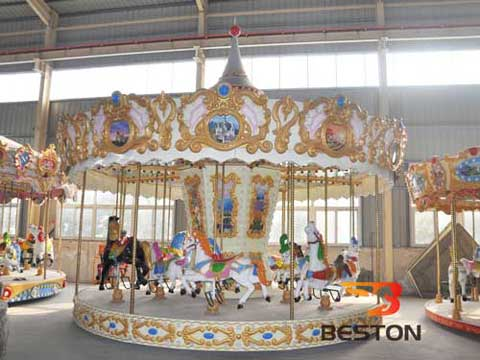 Grand Carousel Rides for Sale