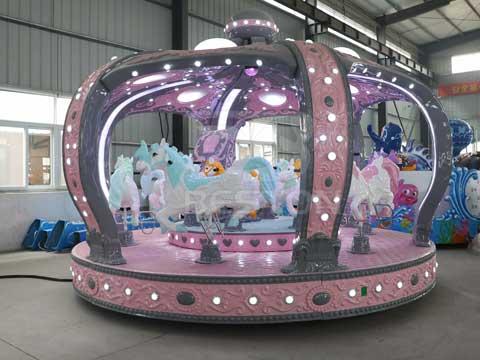Beston 12 Seat Morandi Carousel Rides