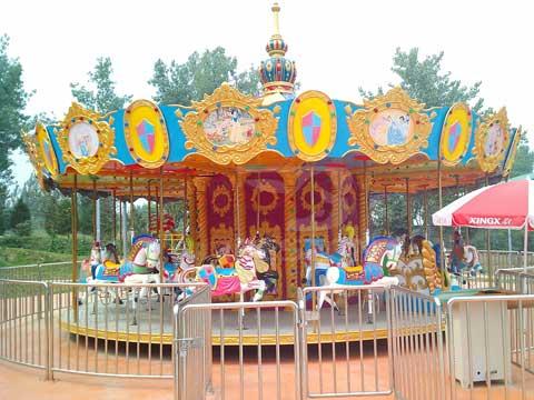Beston 24 Seat Classic Carousel Rides