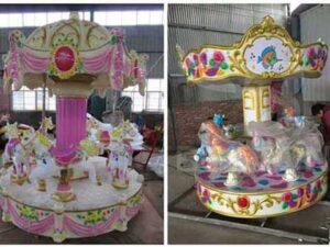 Kids Mini Carousel for Sale